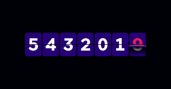 131 countdown2019