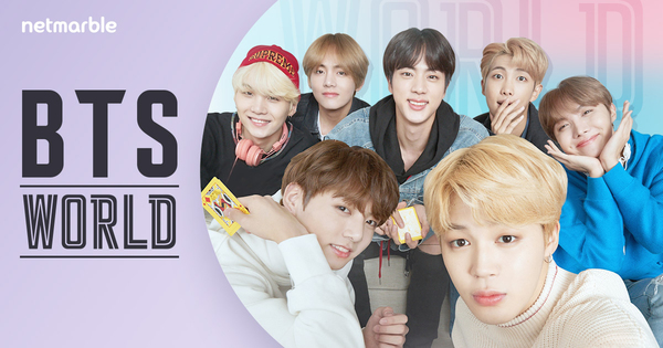Cover bts world