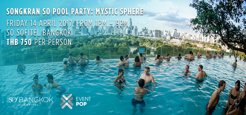 Songkran so pool party   cover