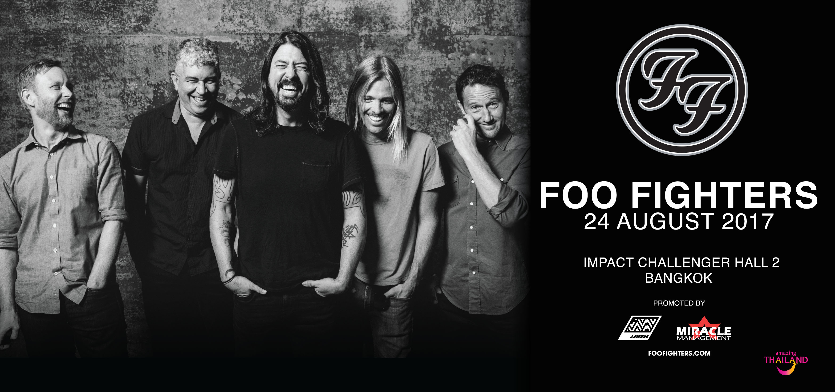 Foo fighters 1702x800pix
