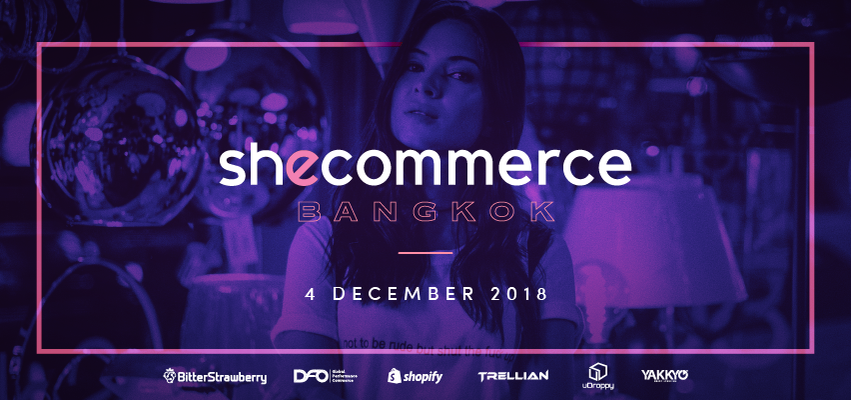 Shecommerce 851x400px