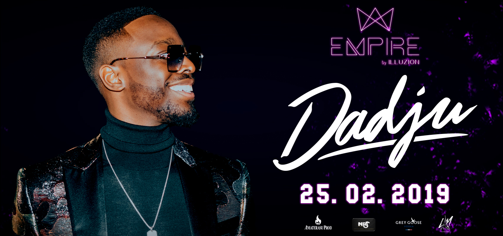 Empire 2019 02 25 dadju event pop