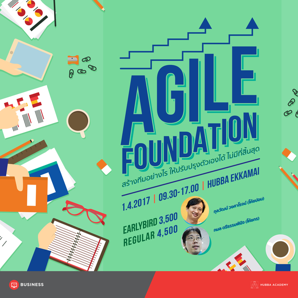 Agile foundation fb post
