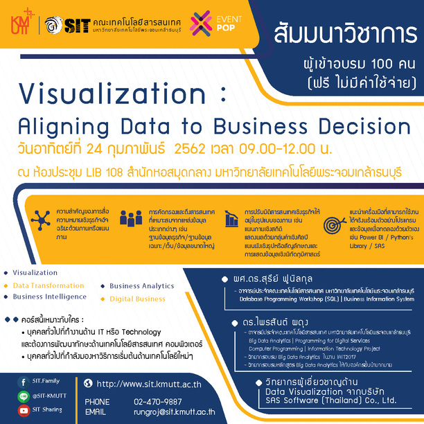 Poster image visualization bis 01