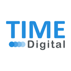 Time digital logo 2019 squre