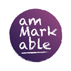 Ammarkable logo purple