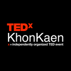 Tedxkhonkaen two line logo