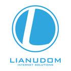Lianudom logo create