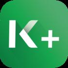 4 logo kplus 512x512px